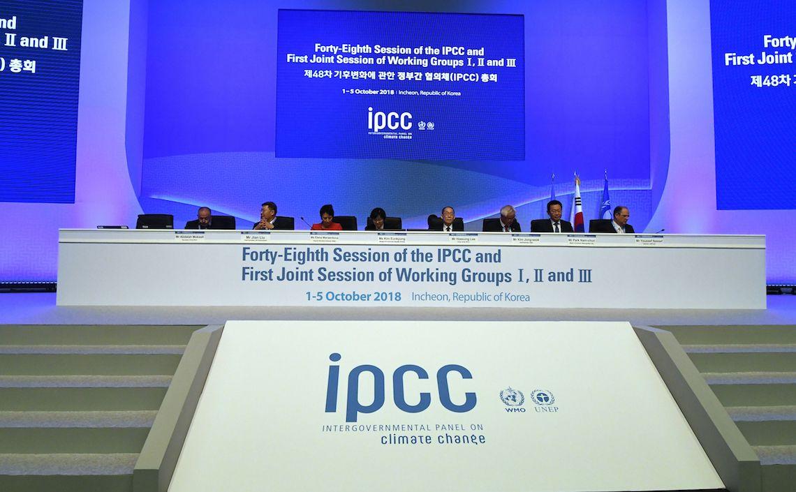 Laporan IPCC #SR15 dan Implikasinya bagi Sektor Energi