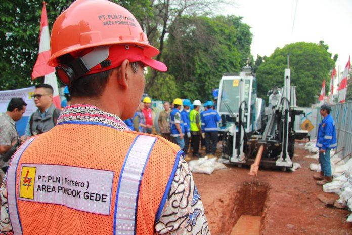 Pasang Kabel Pln Pakai Mesin Hdd Petrominer