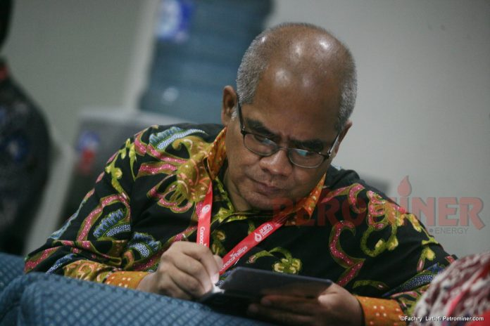 Amien Sunaryadi, SKK Migas, Indonesian Petroleum Association @fachry latief