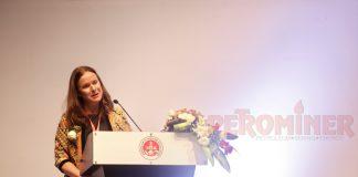 Indonesian Petroleum Association, Presiden IPA, Christina Verchere, IPA ke-41 @Fachry Latief