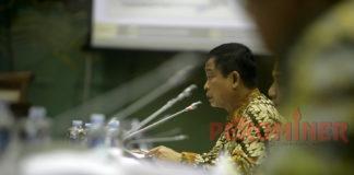 Menteri Energi dan Sumber Daya Mineral (ESDM), Ignasius Jonan, @Fachry Latief
